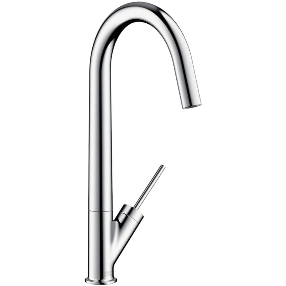 White Kitchen Mixer Tap kitchen single-handle mixer tap minimal - 8473 000 foster