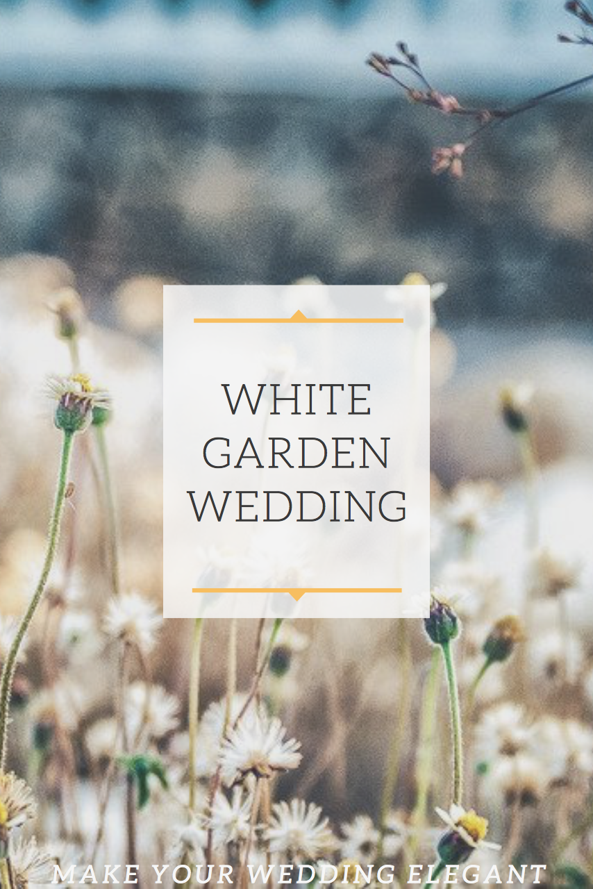 White Florals Are A Trendy Arrangement This Season So Why Not Add It To Your Special Day It Will Create Unique Wedding Gifts Wedding Gift Art Unique Weddings