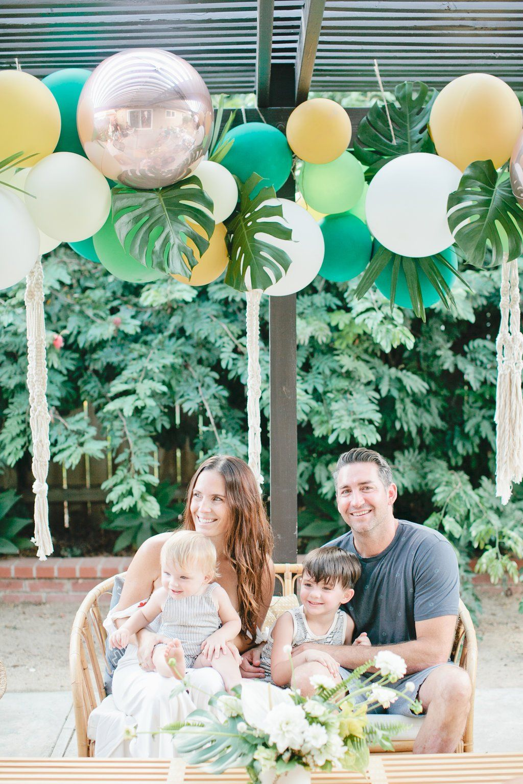 3fe819fa62c20 The best little jungle 1st birthday party thrown by Jacquelyn Kazas of  Beijos Events for her son Cruz