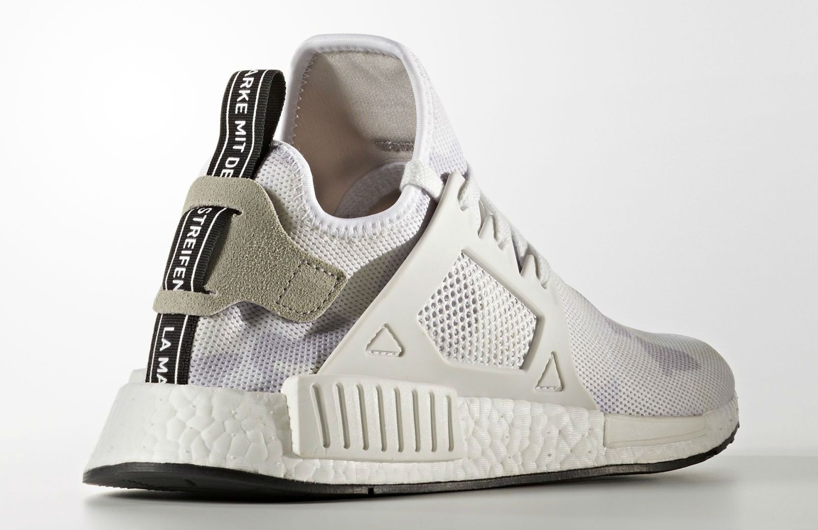 finest selection f3892 b66c3 adidas NMD XR1 White Camo Heel BA7233 | Sneakers in 2019 ...