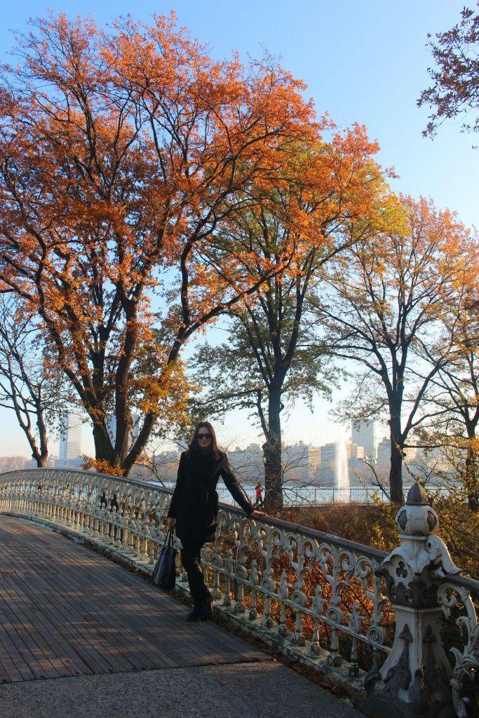 Autumn in New York: Mood #autumninnewyork
