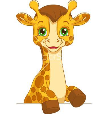 cute giraffe clip art google search giraffe elephant clip art rh pinterest co uk cartoon giraffe pictures clip art baby giraffe pictures clip art