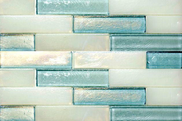 Gl Mosaics Tiles Oceanside Gltile Blue Collection Ascent Mstoneandtile