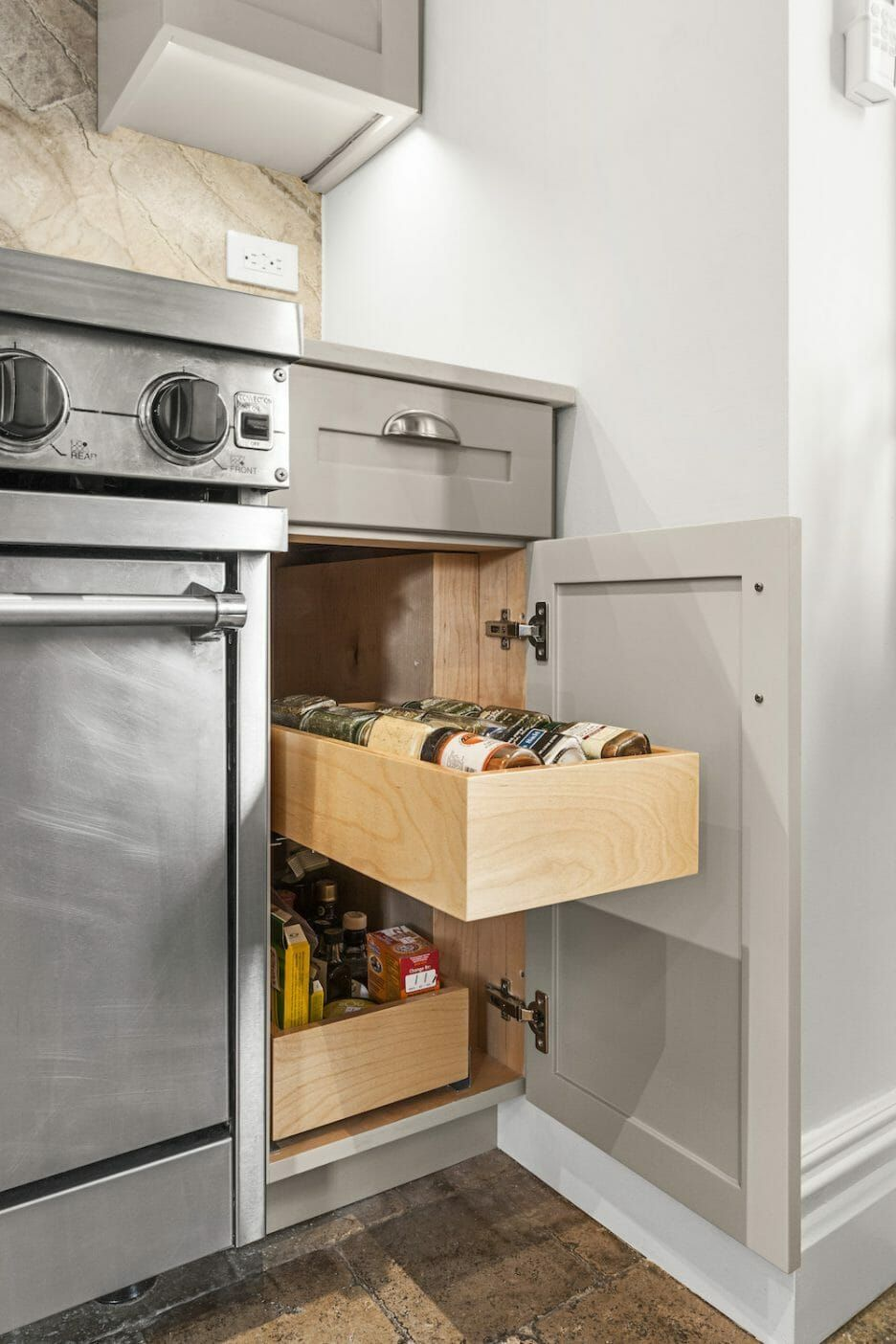 Before And After A Central Park West Apartment Renovation Kitchen Cabinet Storage Kitchens Bedrooms Kitchen Trends