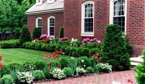 Photo Of A Design Portfolio   Formal Landscape Example, Custom Garden  Designs.com