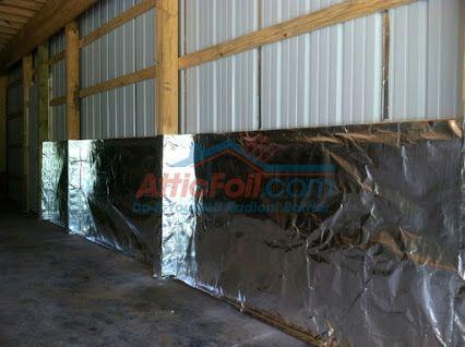 Atticfoil Radiant Barrier Foil Insulation Videos Google Foil Insulation Radiant Barrier Insulation