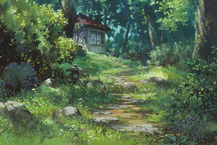 Studio Ghibli Animated Films High Quality Stills  スタジオジブリ作品の場面写真
