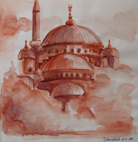Sultanahmet Camii   by szaza