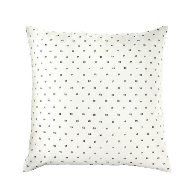Carris Block Print Pillow | Block