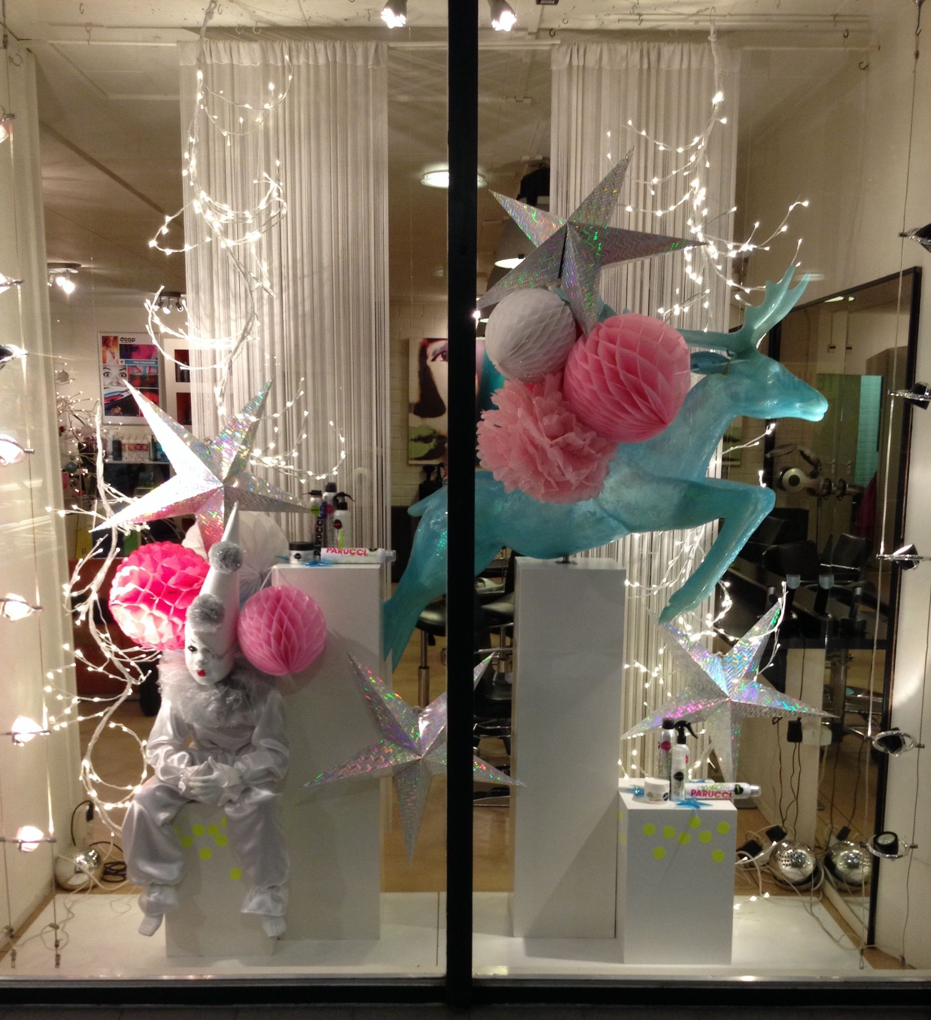 Etaleur Kerst Rich Art Design Winkel Etalages Uitstalling Etalages Kerst
