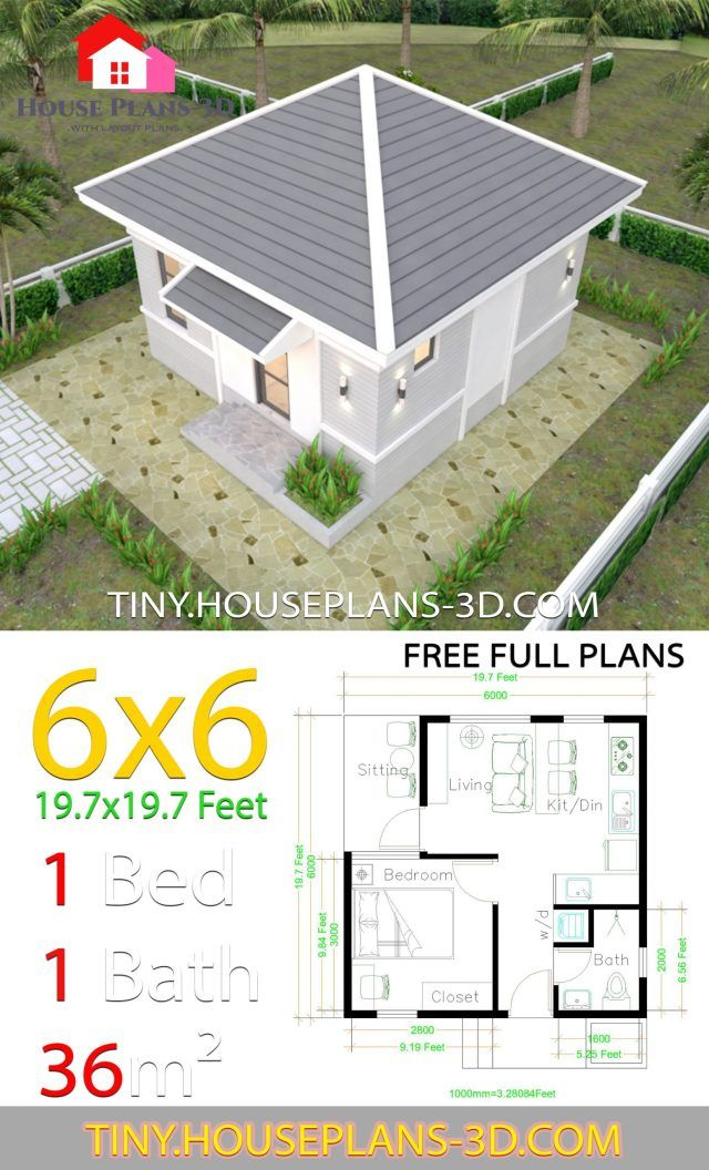 55 Small House Plans Hip Roof 2016