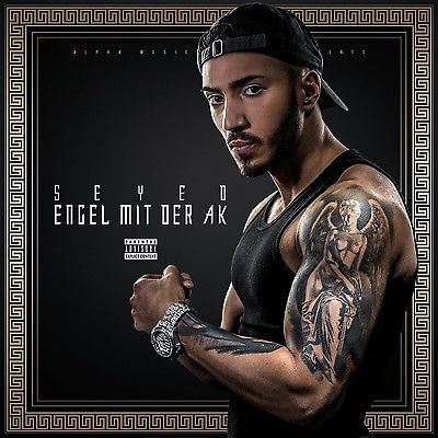 Seyed Engel Mit Der Ak Ft Farid Bang Kollegah Cd New