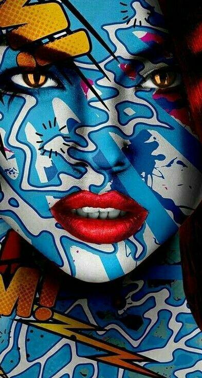 Pop Art Pop Art Fashion Pop Art Wallpaper