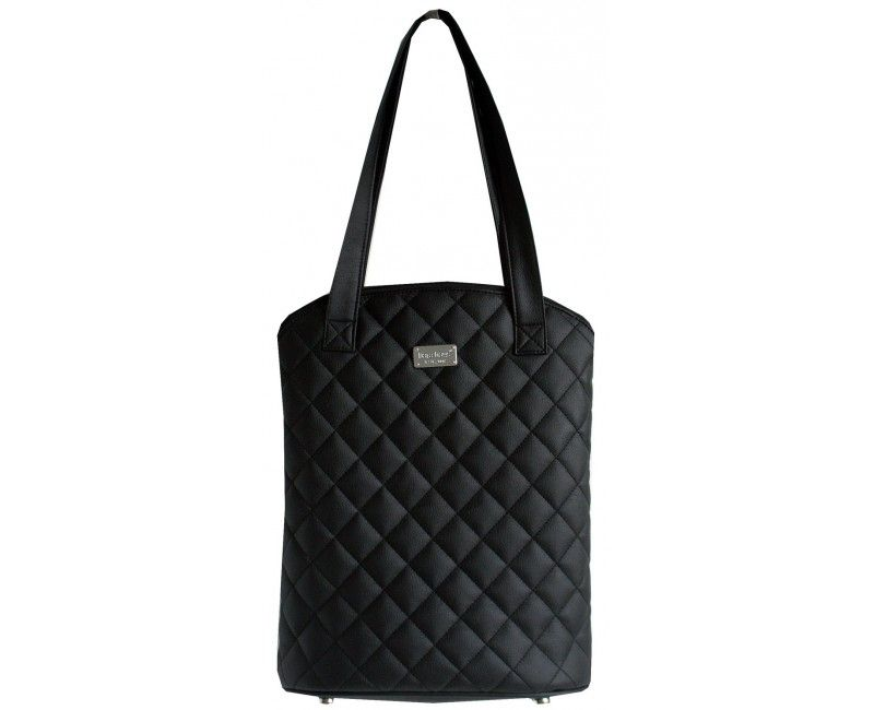 Dara bags Kabelka Simple Elegance No. 33 Black Matt 1a7fed56923