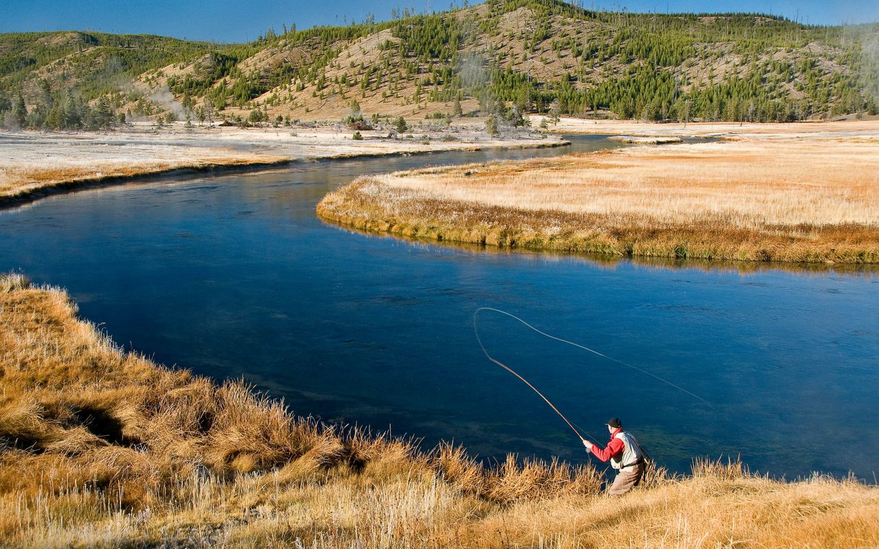 A Different Reason To Improve Hatch Magazine Fly Fishing Etc National Parks National Park Photos Fly Fishing