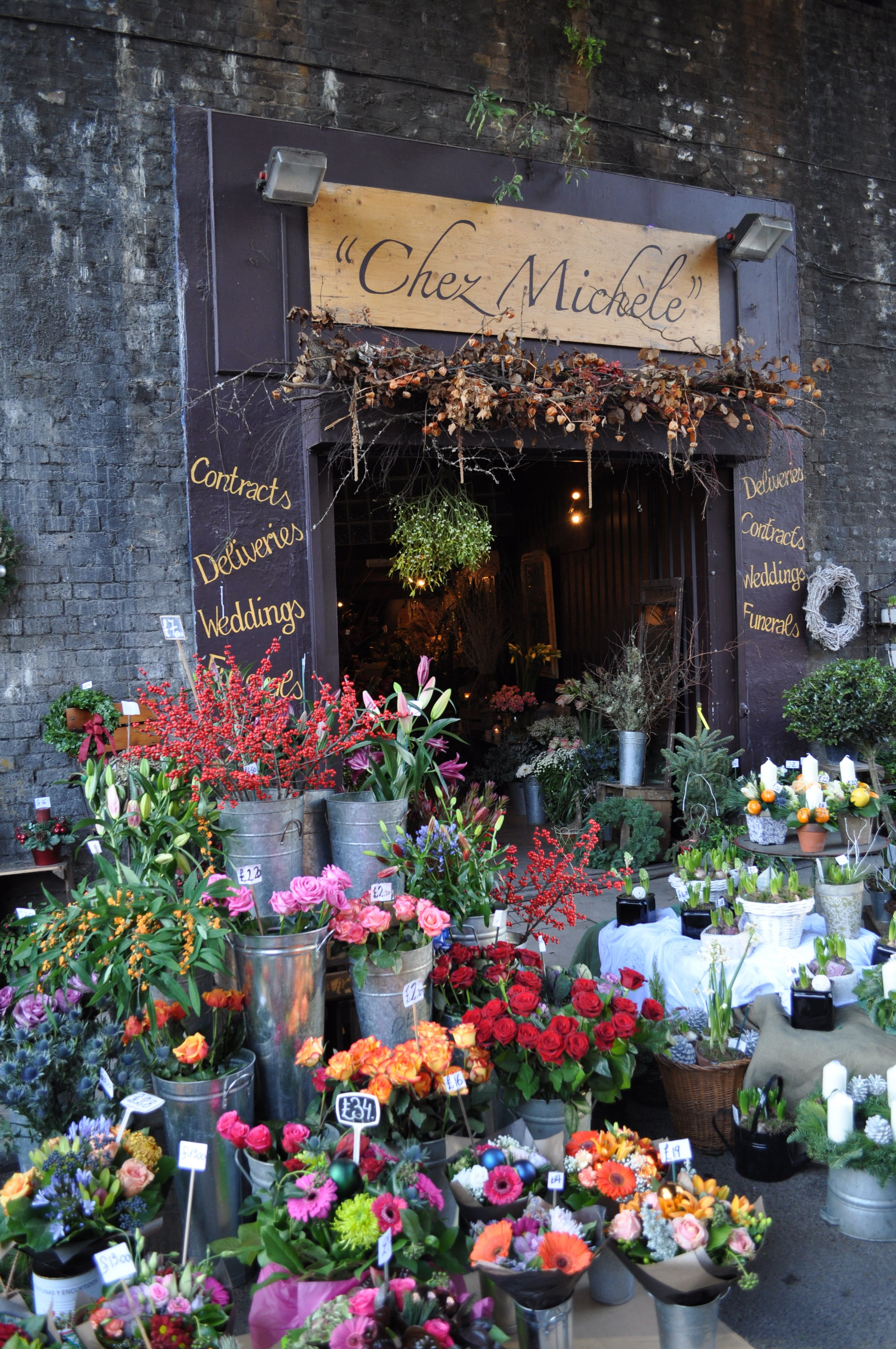 Pin by s t e f a n i on london pinterest flower shops flower beautiful flowers and look at the sign izmirmasajfo
