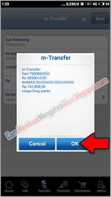 Pin Di Bca Mobile Cara Transfer Uang Lewat Hp Bank Bca