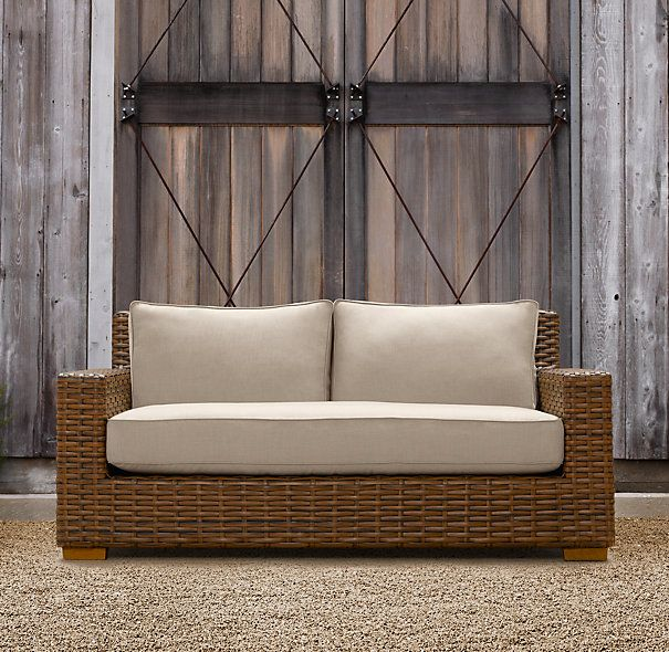 Restoration Hardware Antigua Only Comes In Chestnut