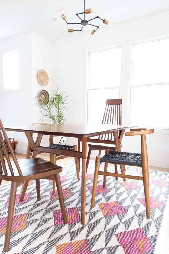 Divert A Dining Room Disaster Mastering The Art Of Mismatched Chairs Rooms That Get It Right Apartment Therapy