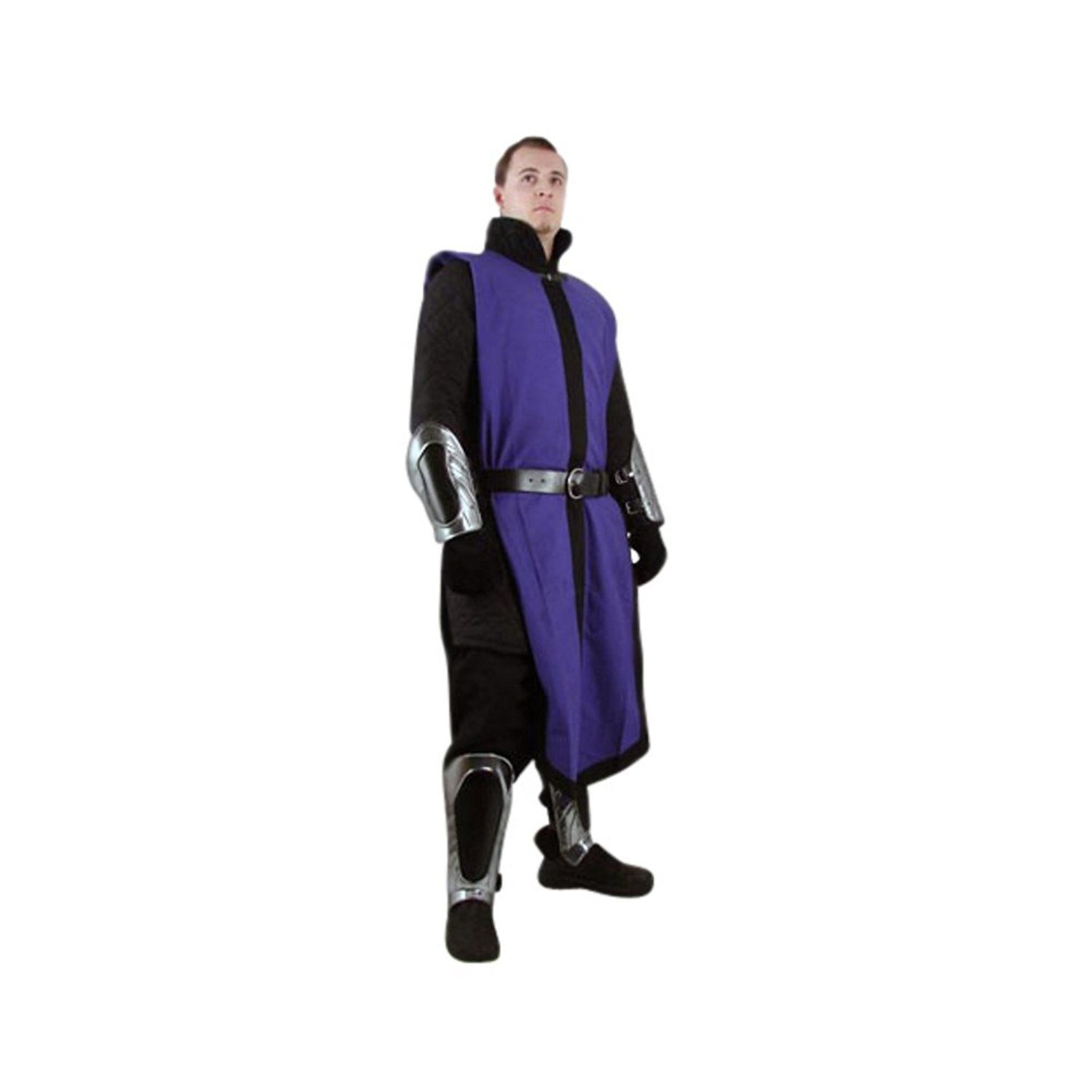 Armor Venue: Black Ice Body Armour Set Complete Package 1 Purple/Black One Size ** Details can be found by clicking on the image.