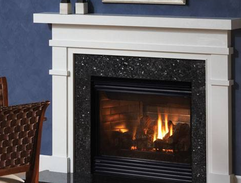 Caliber Gas Fireplaces Feature A Deep Steel Interior And Impressive Heating Power Engineering Innovations Deliver Gas Fireplace Fireplace Heatilator Fireplace