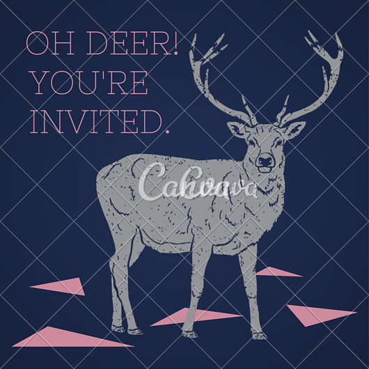 Quirky oh deer invitation social media instagram post diy template quirky oh deer invitation social media instagram post diy template canva stopboris Choice Image