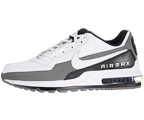 air max ltd black grey