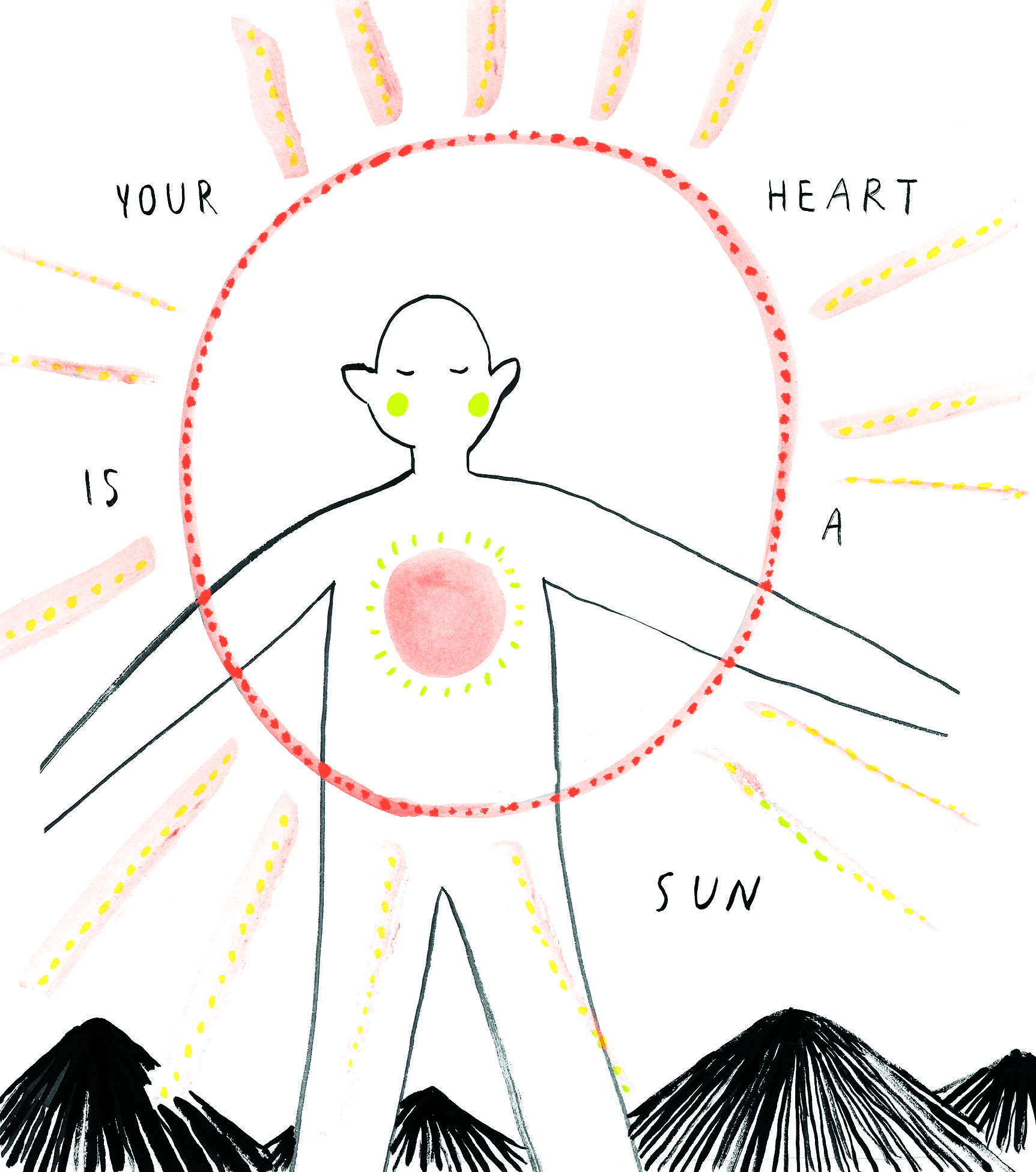 YUMI SAKUGAWA: HOW TO BECOME ONE WITH THE UNIVERSE - the Numinous