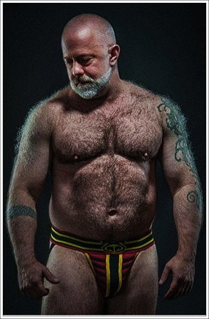 Pin by David Bunch on Yes, It Figures Pinterest Muscle bear