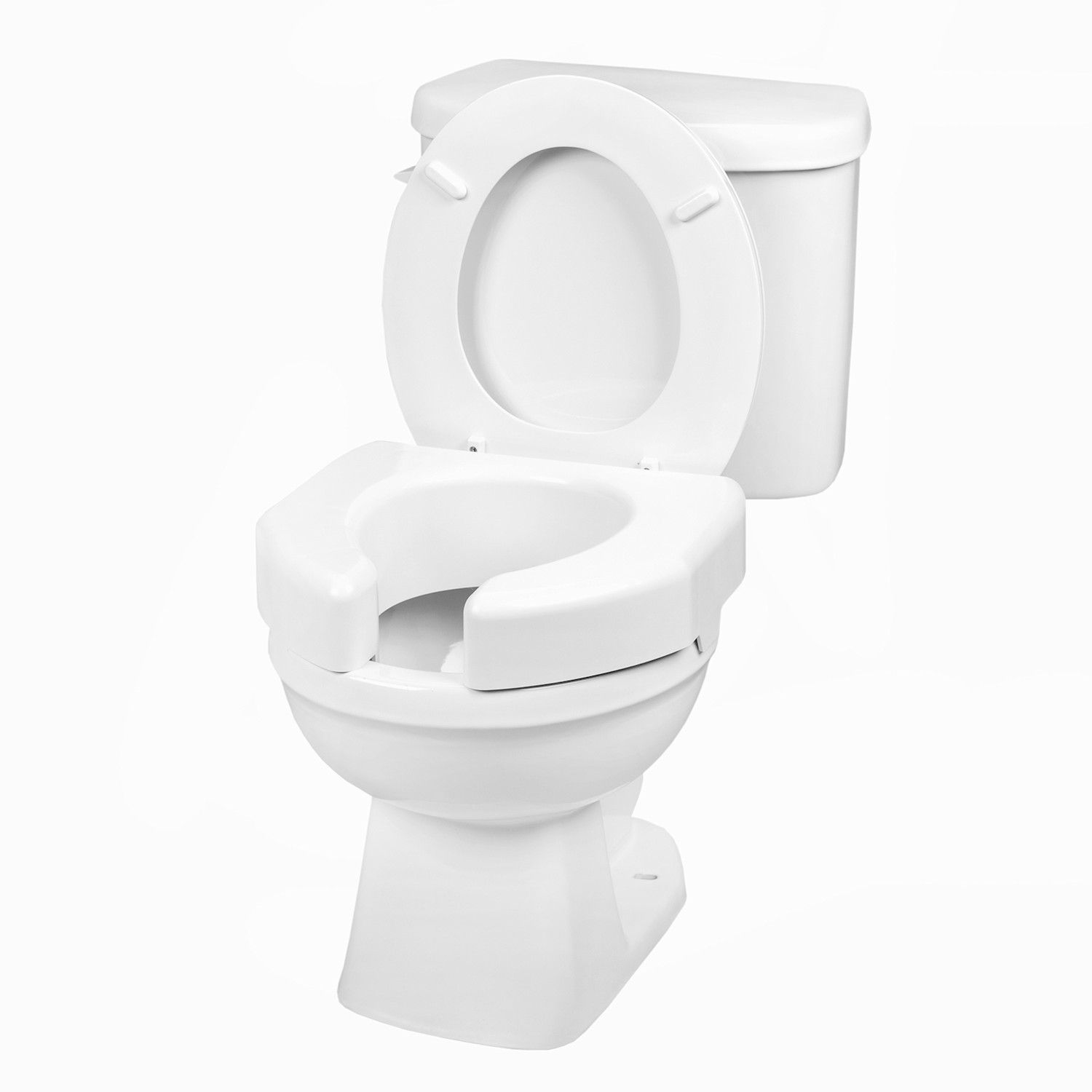 Raised Toilet Seat With Open Front Toilet New Toilet Kohler Toilet