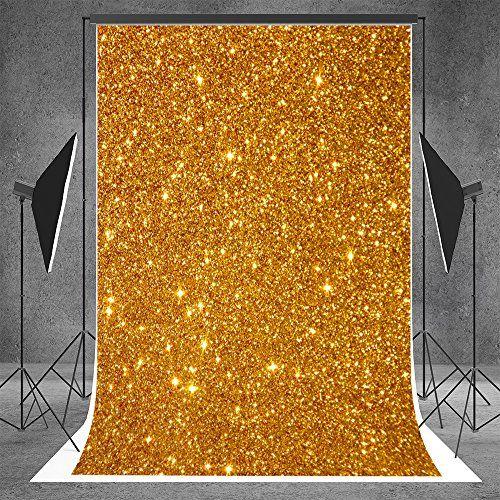 L2G 5X7ft 150cmX220cm Gold Background graphy Backdr s