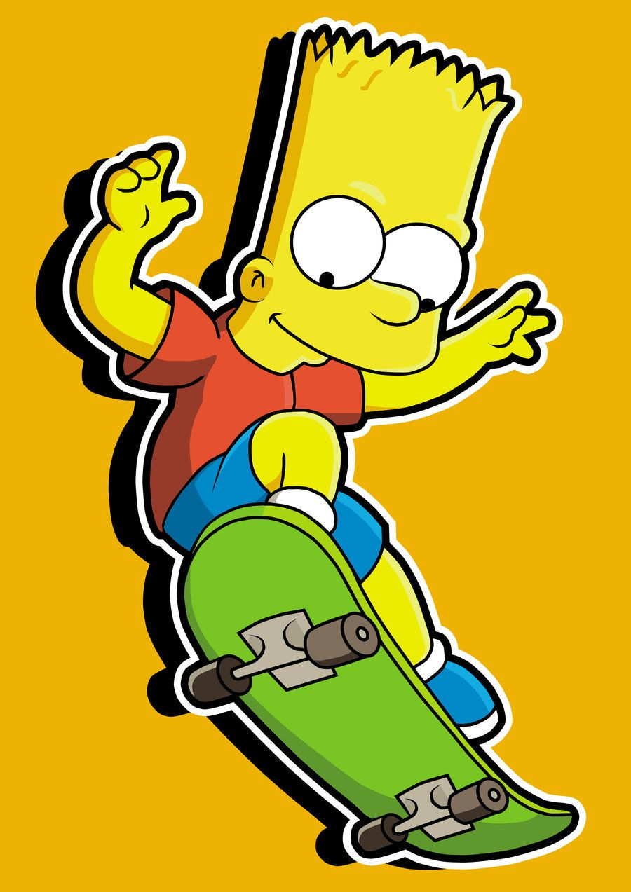 Bart Simpson by tonetto17 on DeviantArt