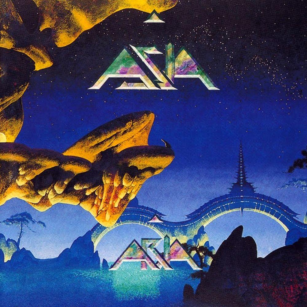 Album Cover Art By Roger Dean