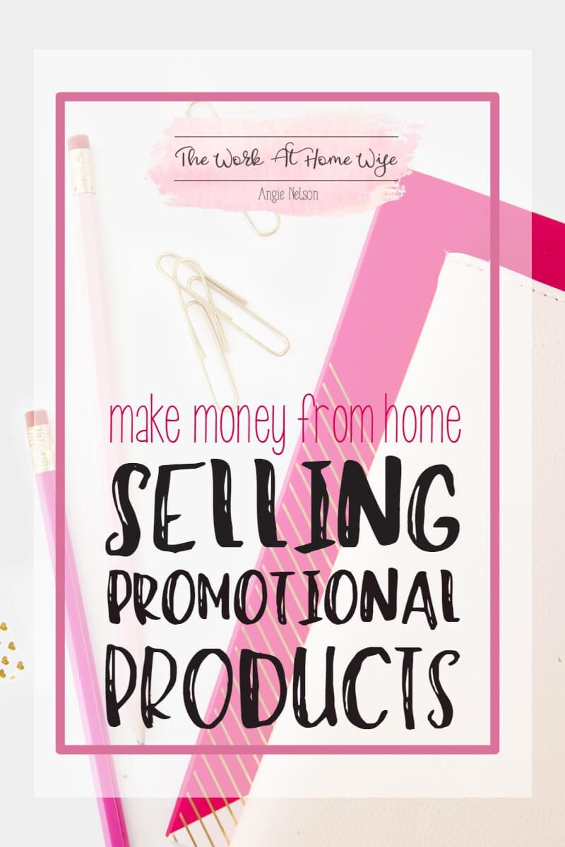 Kaeser & Blair: Make Money Selling Promotional Products from Home ...