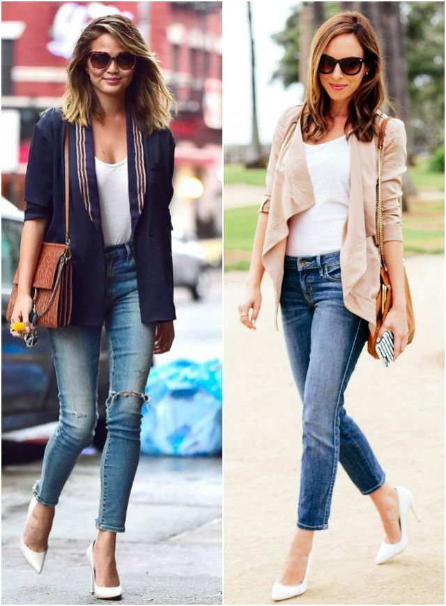 Skinny jeans in style 2015