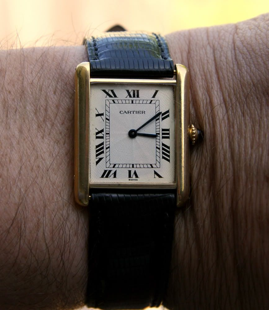Vintage Cartier Tank Louis Cartier Watches Mens Watches For Men Vintage Watches