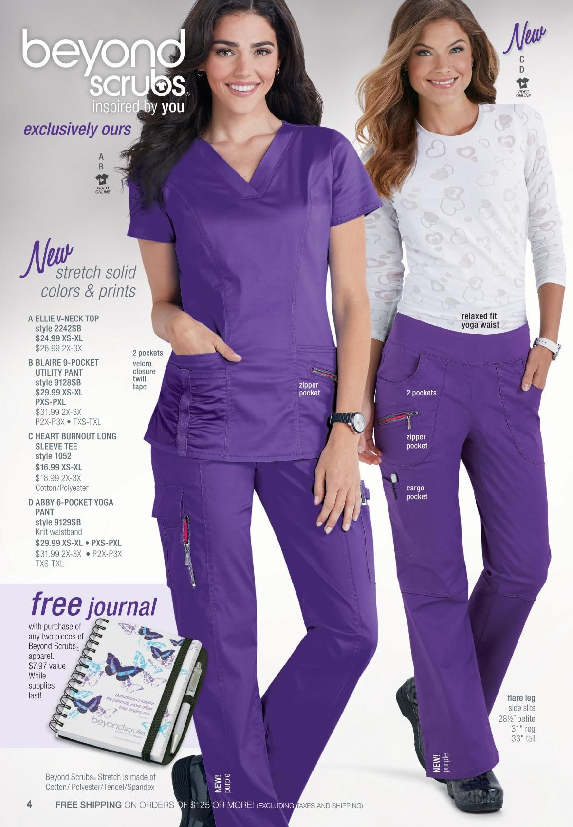 Scrubs catalog nursing uniforms catalog scrubs and for Spa uniform in the philippines