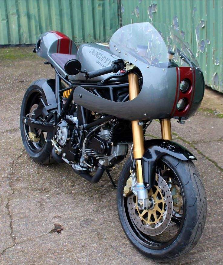 Ducati 900SS By Made In Metal