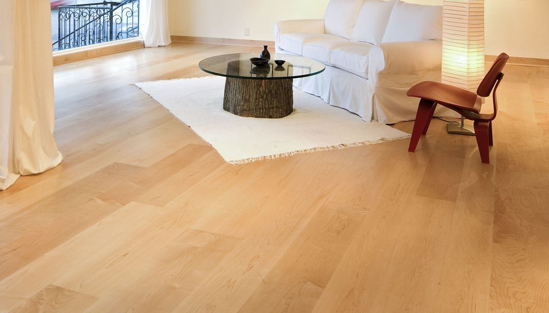 Maple Wood Flooring And Solid Floors From Carlisle Wide Plank