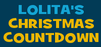 Lolita's Christmas Countdown 2013 | Days Till Christmas | Sleeps Until Xmas