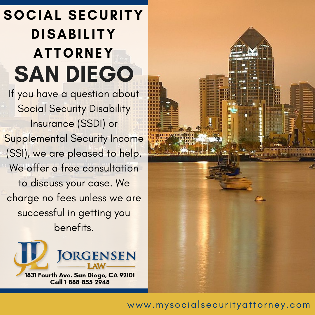 Contact Us Social Security Disability Disability Lawyer