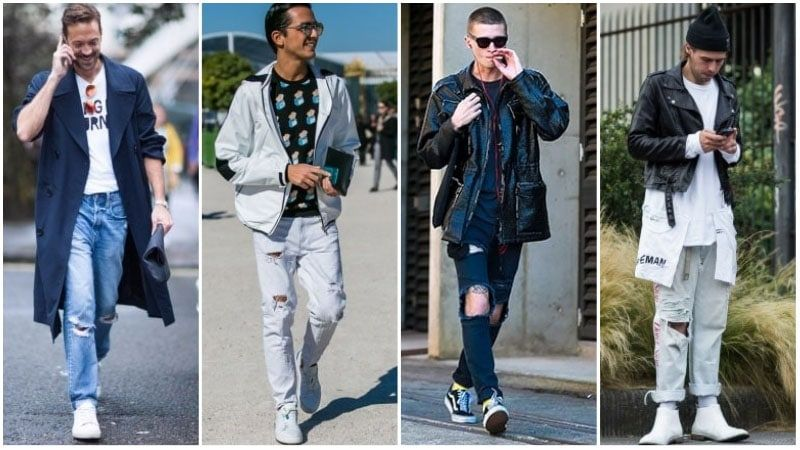 90s Fashion for Men (How to Get the 1990's Style   Fashion
