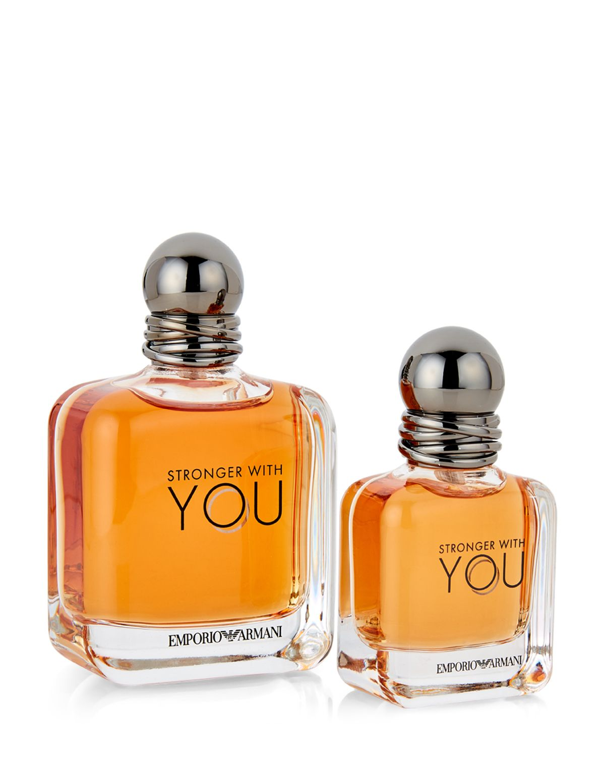 ff06c95522 Emporio Armani Stronger With You Two-Piece Fragrance Gift Set in ...