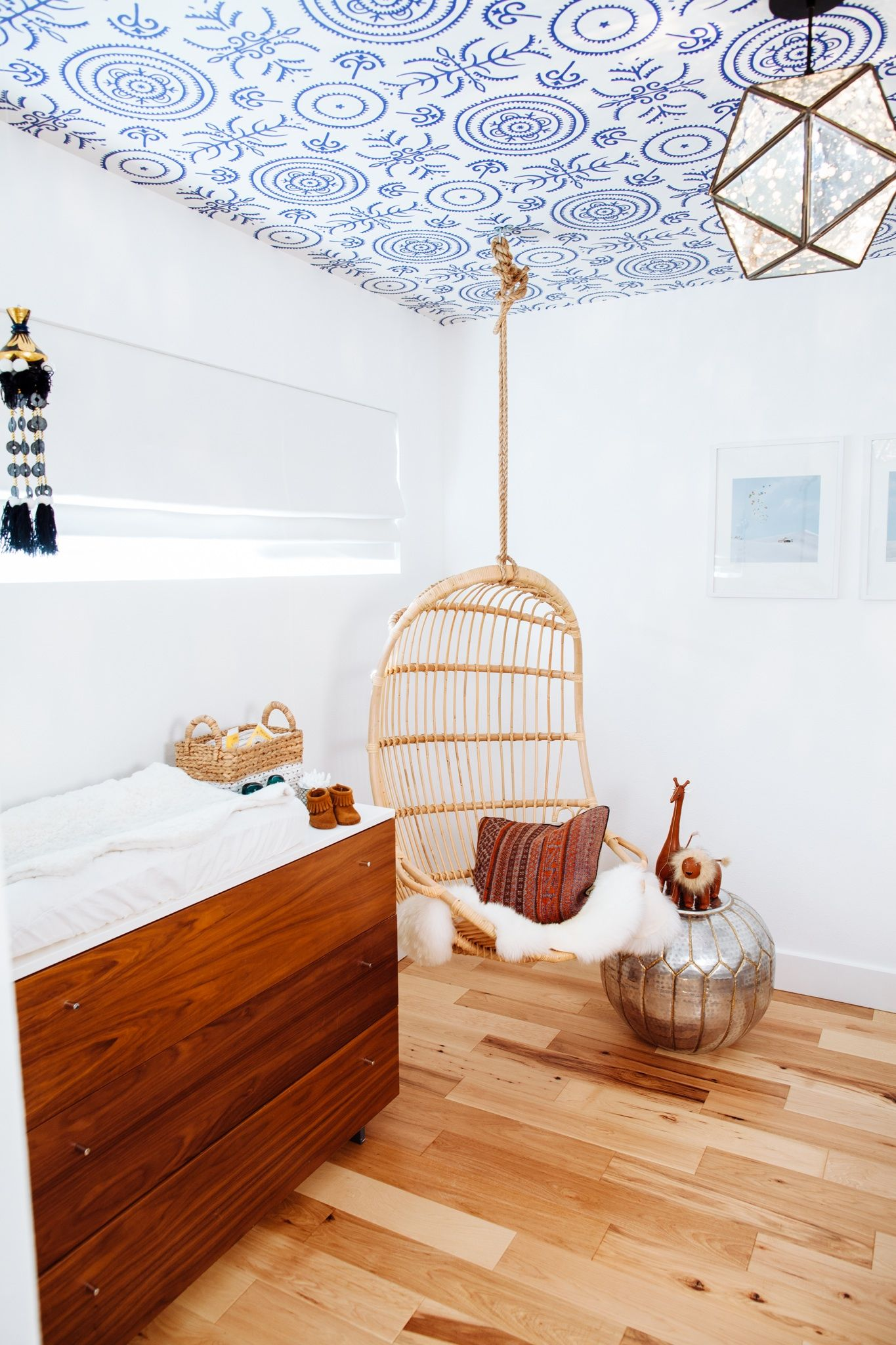 brickson s nursery hanging chair abode pinterest hanging