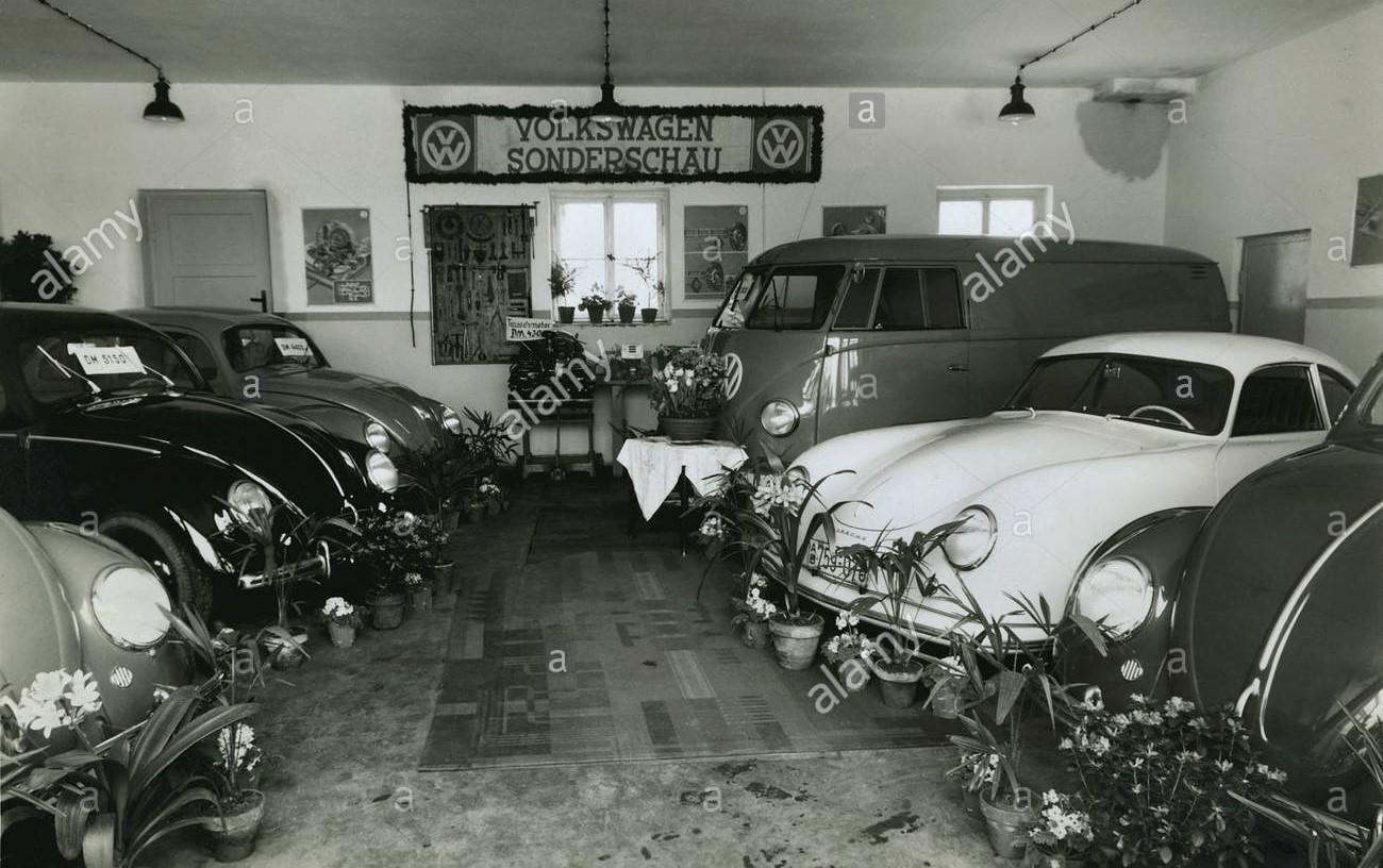 Gallery Barndoor Panel Split Beetle Porsche 356 Hazet Tools