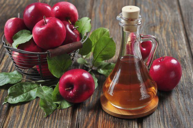 12 Usos beneficiosos del vinagre de manzana   Adelgazar – Bajar de Peso