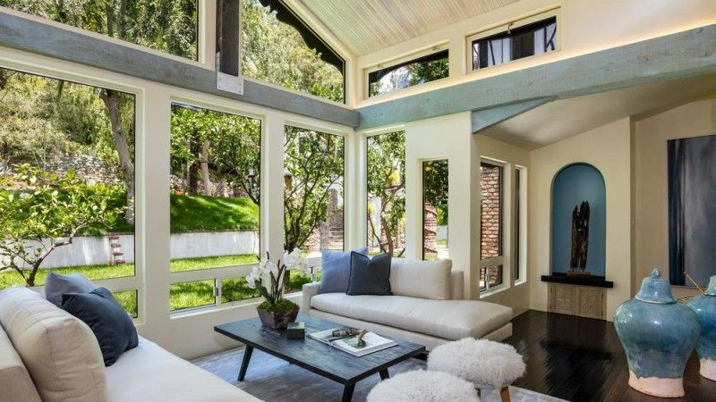 Hollywood Hills Estate of Frank Zappa Nets $53M Real Estate
