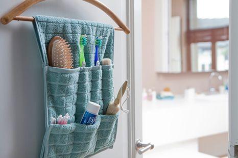Organizador para ba o manualidades como hacer - Organizadores hogar ...