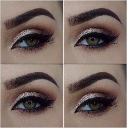 wedding makeup dark hair gold 68 ideas  prom eye makeup