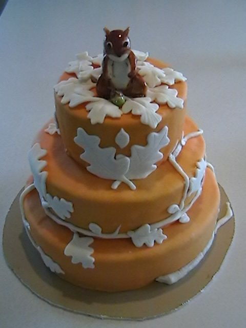 Squirrel Cake My Take On The Squirrel Cake Made For A